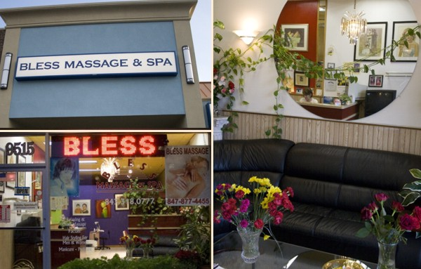 Bless Massage - Spa Salon & Art Gallery